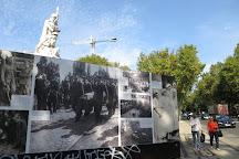 Monumento aos Mortos da Grande Guerra, Lisbon, Portugal