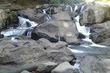 Meia-Lua and Usina waterfall, Pirenopolis, Brazil