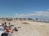 Пляж Акватория Бердянская коса