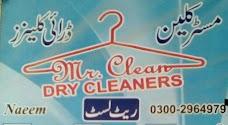 Mr Clean Dry Cleaners karachi
