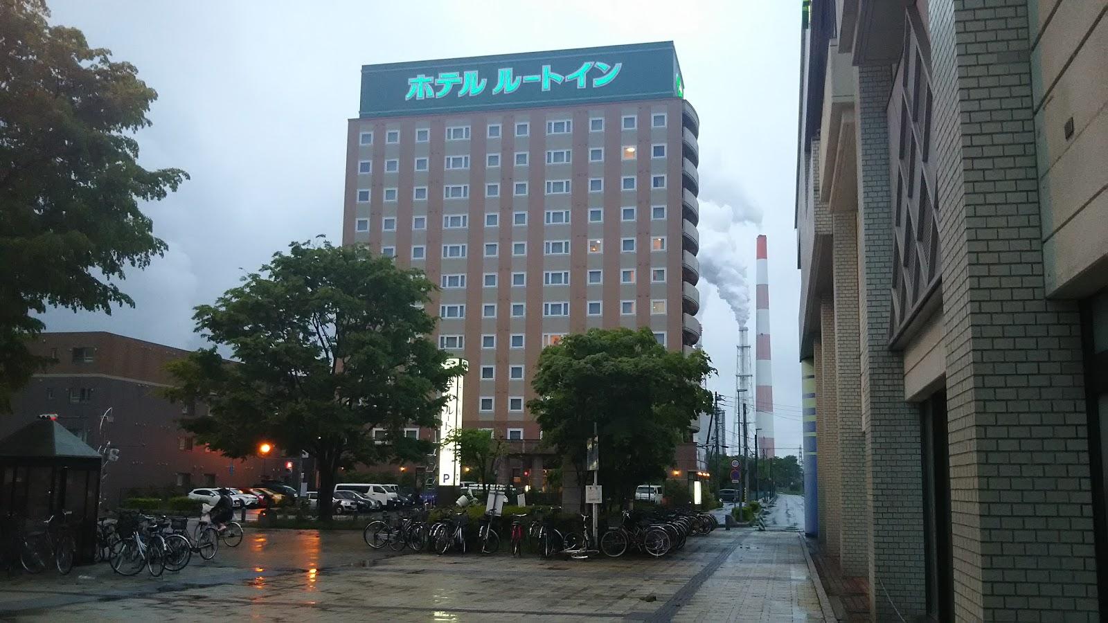 Hotel Route Inn Tomakomai Ekimae Hotel Route Inn Tomakomai Ekimae Around