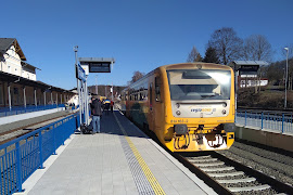 Железнодорожная станция  Frydlant V Cechach