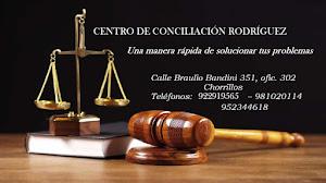 Centro Conciliación Rodríguez 7