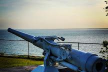 The USS Peary Memorial, Darwin, Australia