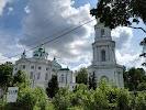 Всехсвятский кафедральный собор, улица Льва Толстого на фото Тулы