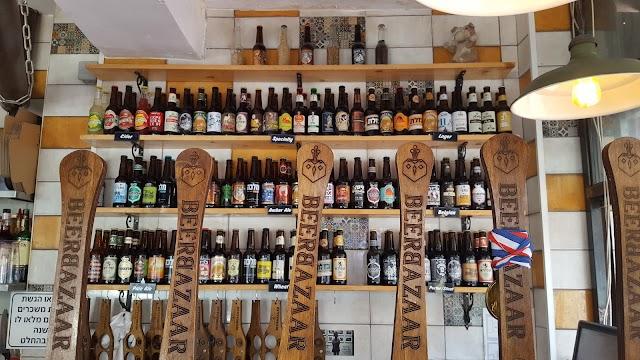 Beer Bazaar Yishkan