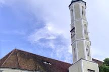Dreifaltigkeitskirche, Gorlitz, Germany