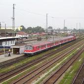 Станция  Plattling