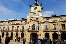 Mercado El Fontan, Oviedo, Spain
