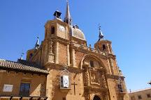 Iglesia del Cristo, San Carlos del Valle, Spain
