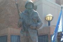 Heroes Plaza - National Medal of Honor Memorial, Pueblo, United States