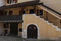 Maison de l'absinthe, Motiers, Switzerland