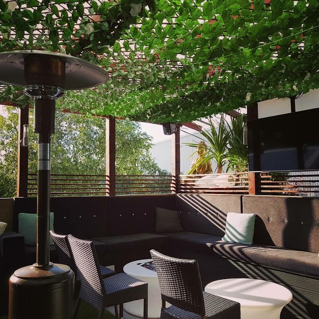 The Terrace Lounge