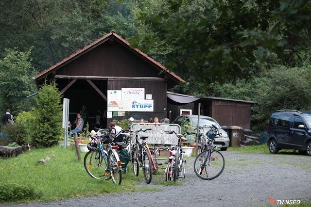 Ausflugs-Kiosk und Bootsverleih