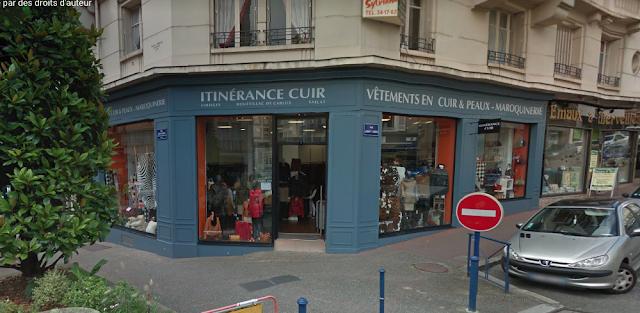 Itinerance cuir