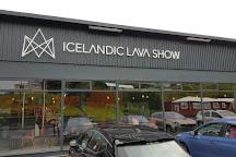 Icelandic Lava Show, Vik, Iceland