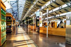 Автобусная станция   Nils Ericson Terminalen