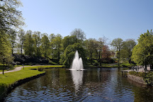 Stadsparken, Boras, Sweden