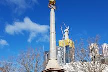 Eight Hour Day Monument, Melbourne, Australia