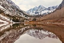 Maroon Lake Scenic Trail, Aspen, United States