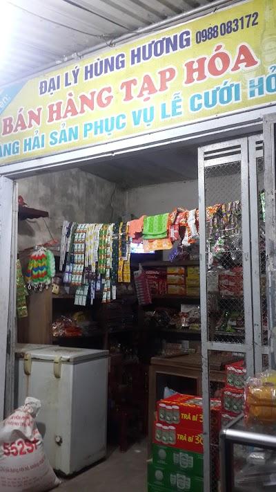 Cửa Hàng Tạp Hóa Hùng Hương