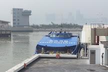 Taipa Ferry Terminal, Macau, China