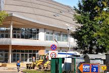Velodrome BGZ Arena, Pruszkow, Poland