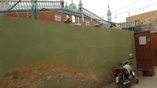 Al Barkat Masjid larkana