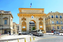 Promenade du Peyrou, Montpellier, France