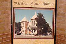 San Albino Church, Las Cruces, United States