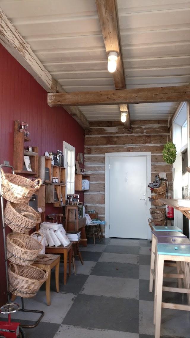 Boställets wood oven bakery
