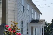 Schuyler-Hamilton House, Morristown, United States