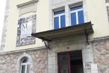 Le Musee des Arts Et Sciences, Sainte-Croix, Switzerland