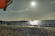 Caripi Beach, Barcarena, Brazil