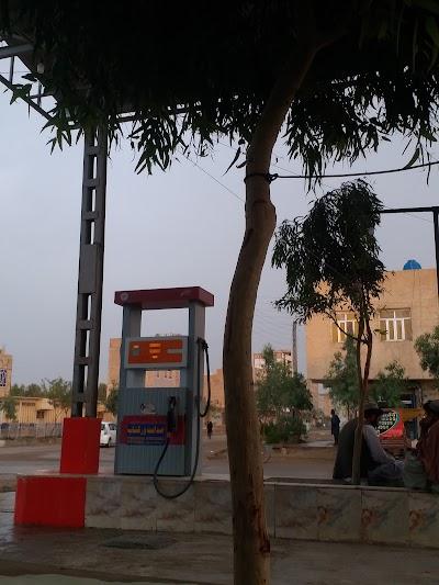 پمپ بنزن براسان عرب