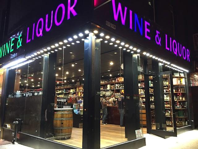 The Buzz Wines & Liquors