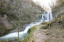 Cascade de l'Audeux, Chaux-les-Passavant, France