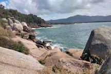 Barra da Lagoa Beach, Florianopolis, Brazil