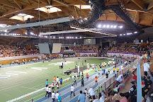 Centre National Sportif et Culturel d'Coque (National Sports and Cultural Centre d'Coque), Luxembourg City, Luxembourg