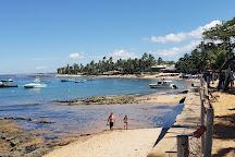 Forte Beach, Praia do Forte, Brazil