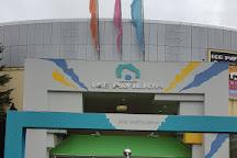 Ice Pavilion, Kamikawa-cho, Japan