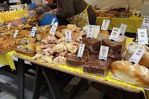 Temple Bar Food Market, Dublin, Ireland