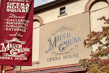 The Mauch Chunk Opera House, Jim Thorpe, United States