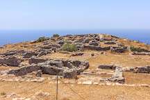 Ancient Thera, Kamari, Greece