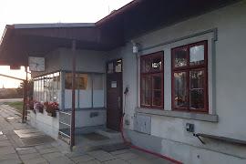 Железнодорожная станция  Praha Ruzyne