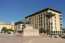 Place de Gaulle, Ajaccio, France