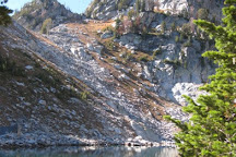 Amphitheater Lake, Grand Teton National Park, United States