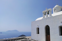 Venetian Castle of Milos, Plaka, Greece