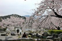 Garyu Park, Suzaka, Japan
