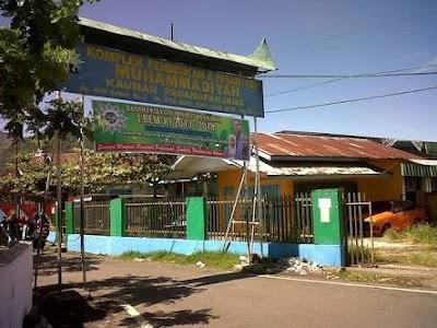 Image result for pesantren kauman padang panjang